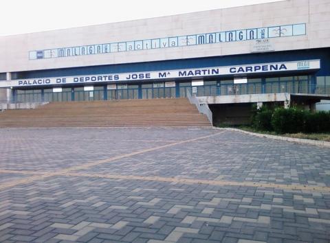 Palacio de los Deportes Martín Carpena