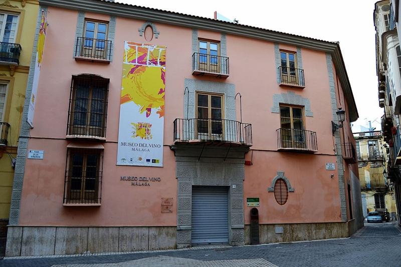 Museo del Vino de Málaga
