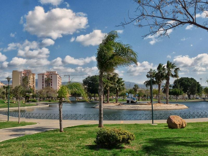Parque Huelin