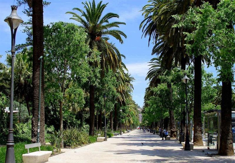 Paseo del Parque